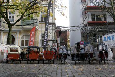 Lastenfahrrad Probefahrt in Berlin