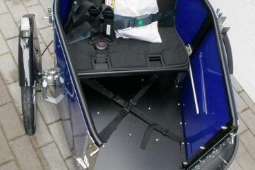 NIHOLA 4.0 PEDELEC E Cargobike PROMOVEC Elektrolastenrad BERLIN