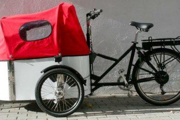 Cargo Trike Classic und Cruiser von Bakfiets Lastenfahrrad aus Berlin
