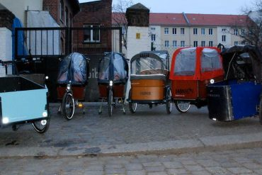 Lastenfahrrad Leihen / Mieten in Berlin
