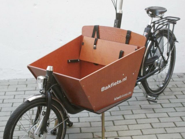 Bakfiets.nl Cargo Classic Short