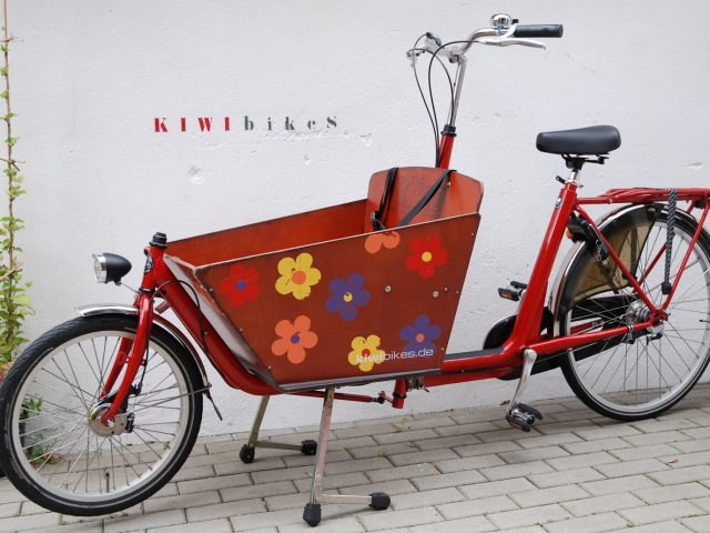 Bakfiets.nl in Berlin
