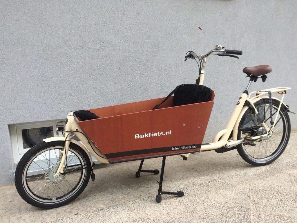 Bakfiets.nl bei Kiwibikes in Berlin kaufen